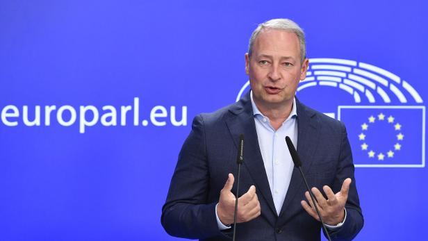 BELGIUM-EU-BRITAIN-BREXIT-PARLIAMENT