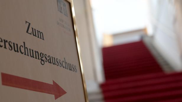 IBIZA-U-AUSSCHUSS: HINWEISSCHILD