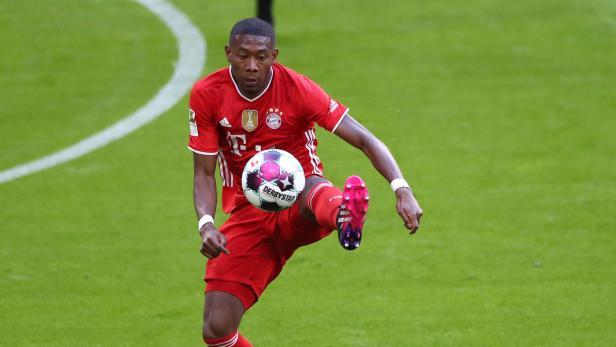 FC Bayern Munich vs Borussia Moenchengladbach