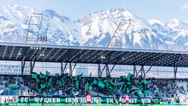 FUSSBALL: TIPICO-BUNDESLIGA / GRUNDDURCHGANG: FC WACKER INNSBRUCK - RED BULL SALZBURG