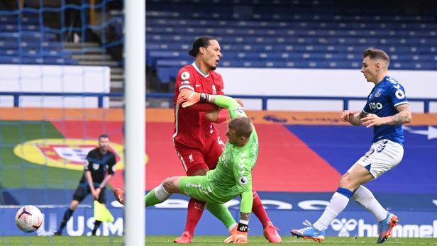 FILE PHOTO: Premier League - Everton v Liverpool