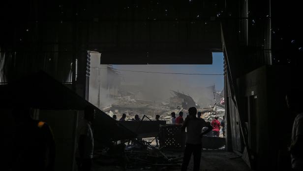 Israeli - Palestine conflict in Gaza