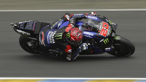 Motorcycling Grand Prix of France
