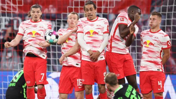 RB Leipzig vs VfL Wolfsburg