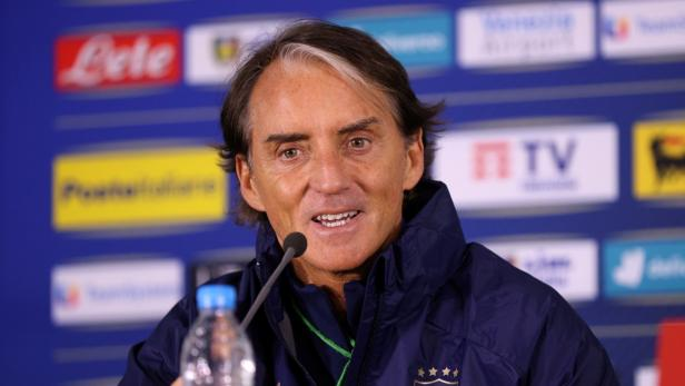 FILE PHOTO: World Cup Qualifiers Europe - Italy Press Conference