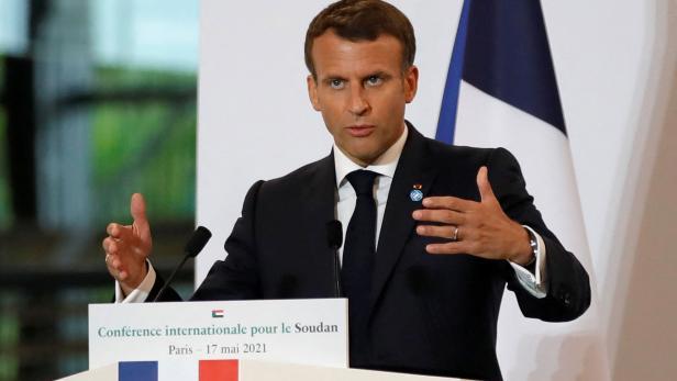 FRANCE-SUDAN-POLITICS-DIPLOMACY-SUMMIT