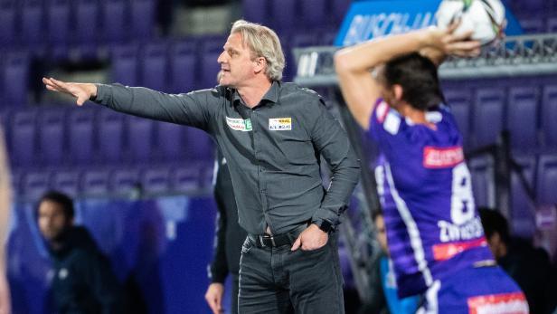 FUSSBALL: TIPICO BUNDESLIGA / QUALIFIKATIONSGRUPPE: FK AUSTRIA WIEN - TSV PROLACTAL HARTBERG