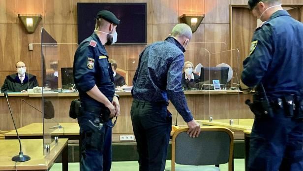 STEIERMARK: PROZESS GEGEN 57-JÄHRIGEN WEGEN VERDACHT DES MORDES AN SEINEM BEKANNTEN