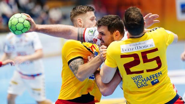 Handball, UHK Krems - HC FIVERS WAT