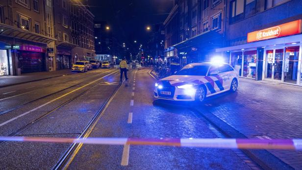 Five people stabbed in Amsterdam, suspect arrested