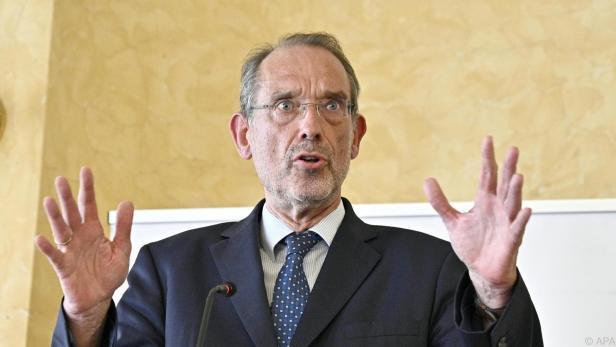 Bildungsminister Faßmann kündigte Aufstockung von Schulpsychologen an