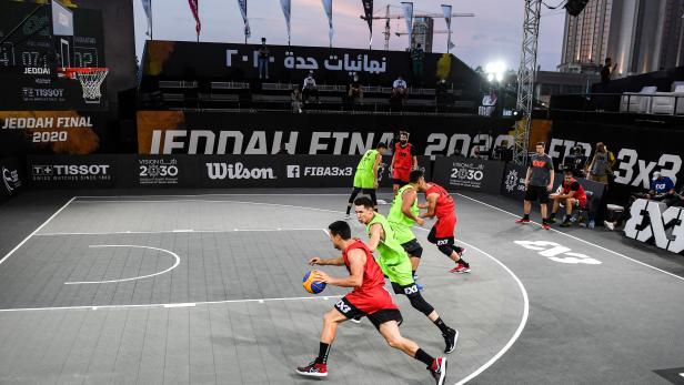 SAUDI-BASKETBALL-FIBA-TOUR-3X3