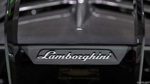 Lamborghini: Hier nicht-elektrischer Motor des Essenza SC V12