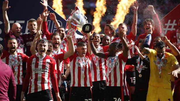 Championship Play-Off Final - Brentford v Swansea City