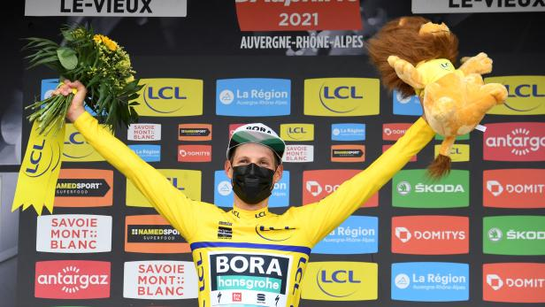 CYCLING-FRA-DAUPHINE-STAGE3