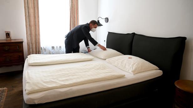 ++ THEMENBILD ++ CORONA: VORBEREITUNGEN AUF ÖFFNUNGEN - HOTELLERIE