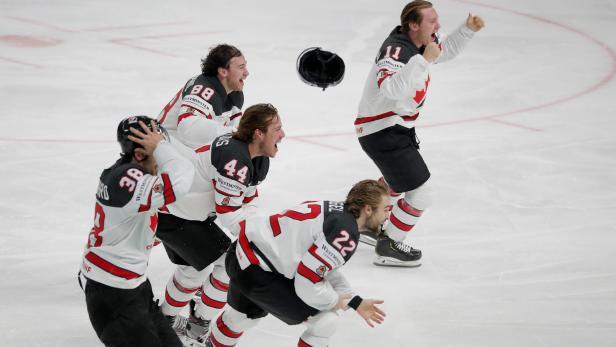 IIHF World Ice Hockey Championship 2021 - Final - Gold Medal Game - Finland v Canada