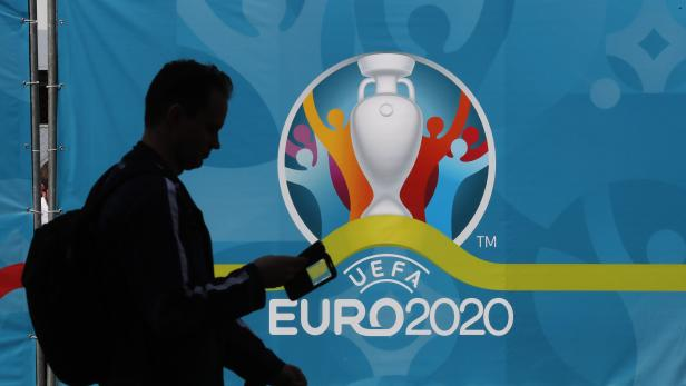 Football village for the UEFA EURO 2020 in St. Petersburg