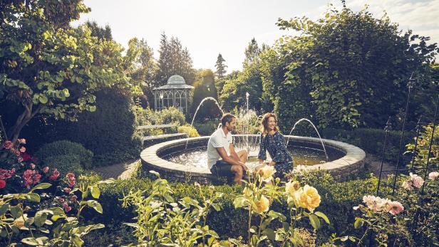 Sommeridylle in den Kittenberger Erlebnisgärten
