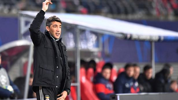 FILE PHOTO: Champions League - Group G - RB Leipzig v Benfica