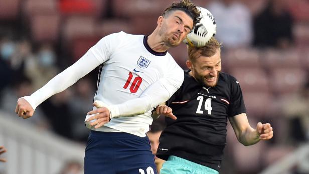 International Friendly - England v Austria