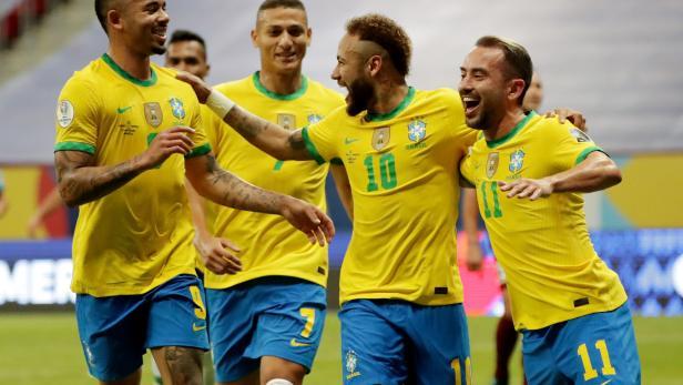 Copa America 2021 - Group A - Brazil v Venezuela