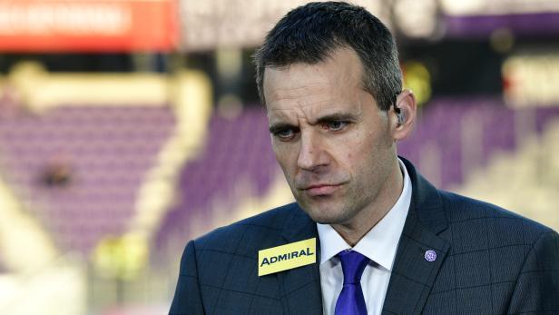 FUSSBALL TIPICO BUNDESLIGA / GRUNDDURCHGANG: FK AUSTRIA WIEN - WSG TIROL
