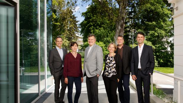 Neue Managementstruktur am IST Austria
