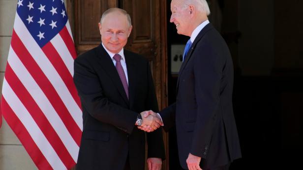Gipfeltreffen in Genf: Das haben Joe Biden und Wladimir Putin konkret vereinbart