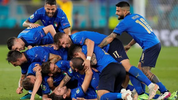 Euro 2020 - Group A - Italy v Switzerland