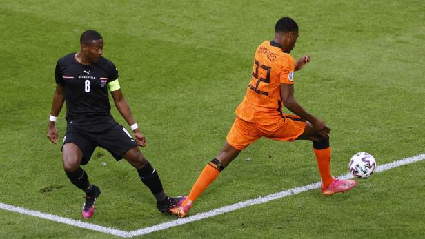 Euro 2020 - Group C - Netherlands v Austria