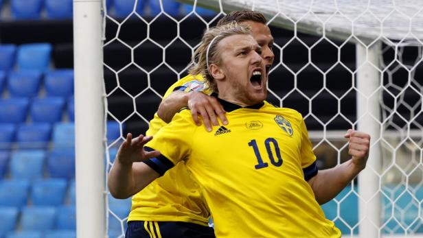 Group E Sweden vs Slovakia