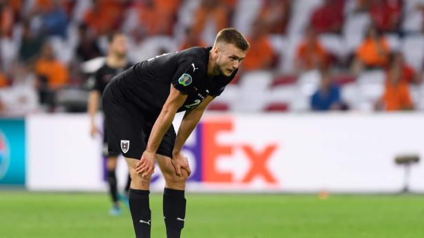 Niederlande vs. Oesterreich -  UEFA-Europameisterschaft 2020 Gruppe C