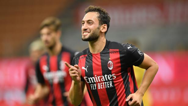 Europa League - Third qualifying round - AC Milan v Bodo/Glimt