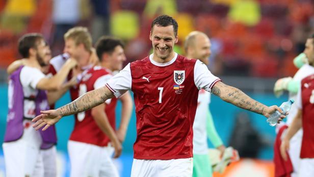 Euro 2020 - Group C - Ukraine v Austria