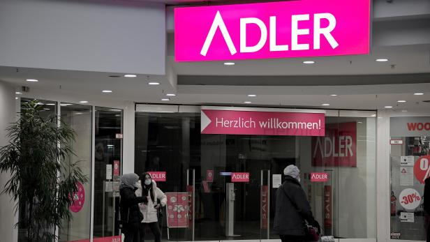 Adler fashion chain files for insolvency due to second coronavirus lockdown in Germany
