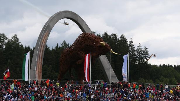 FORMULA 1 - GP of Austria 2015
