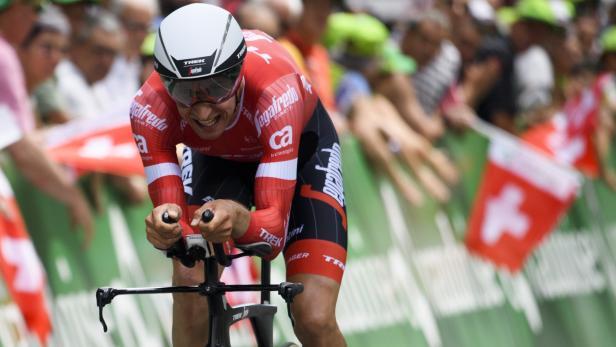 Tour de Suisse - 9th stage