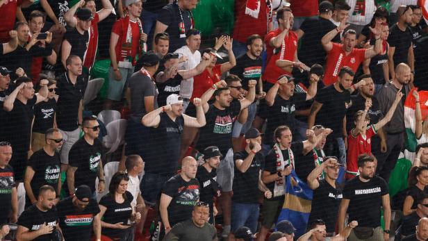 Deutschland vs. Ungarn -  UEFA-Europameisterschaft 2020 Gruppe F