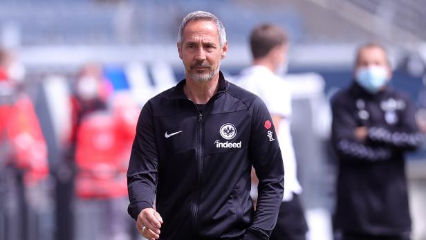 Eintracht Frankfurt vs SC Freiburg