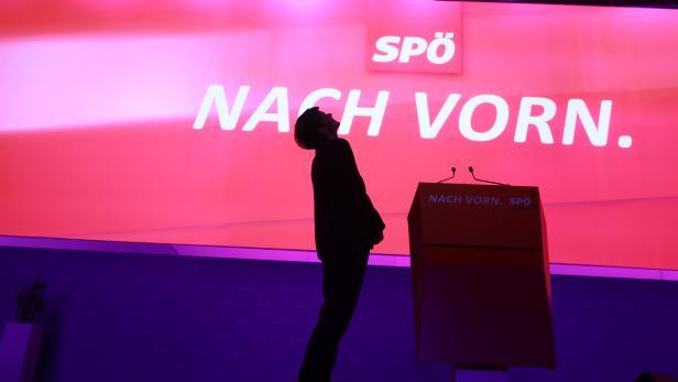 SPÖ-Bundesparteitag 2018