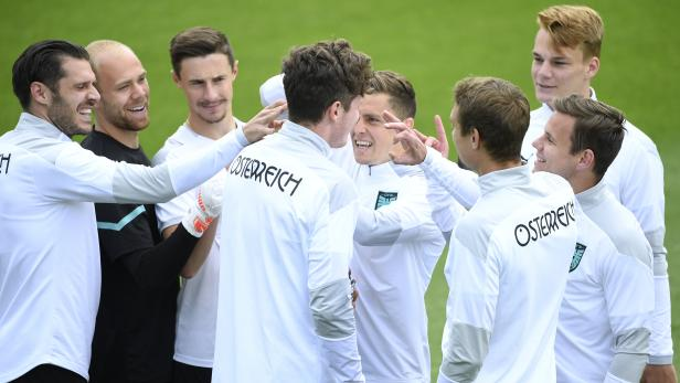 EURO 2020: ABSCHLUSSTRAINING DES ÖFB-TEAMS IN SEEFELD