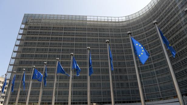 SITZ DER EU-KOMMISSION: BERLAYMONT-GEBÄUDE