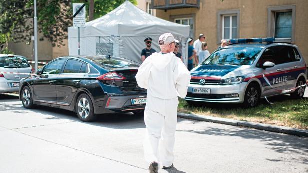 WIEN: MORDALARM IN DONAUSTADT - TOTE FRAU AUFGEFUNDEN