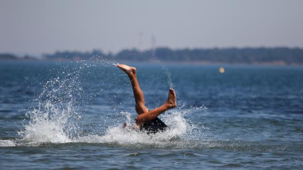 Heatwave hits the Canadian west coast