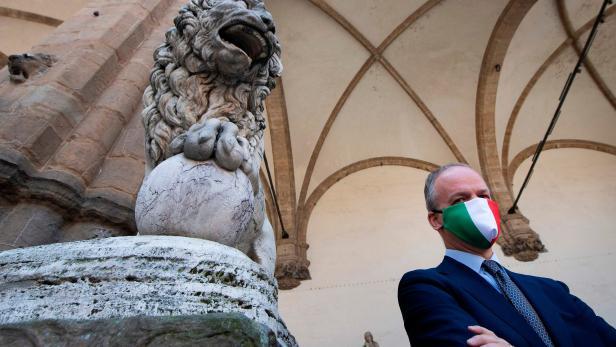 ITALY-HEALTH-VIRUS-MUSEUM-UFFIZI-FLORENCE