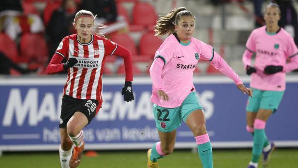 FBL-WOMEN-EUR-C1-PSV-BARCELONA