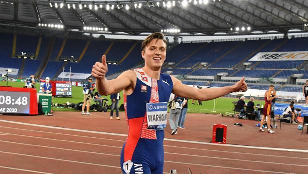 FILES-ATHLETICS-IAAF-DIAMOND