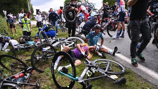 Tour de France 2021 - 1st stage