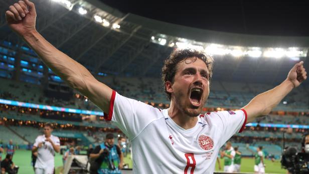 Quarter Final Czech Republic vs Denmark